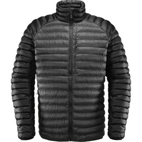 Haglöfs Essens Mimic Chaqueta Hombre, magnetite/true black